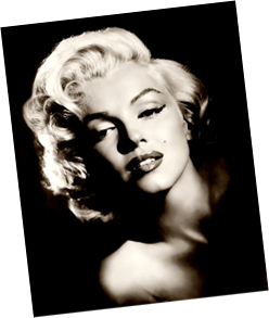 picture of Marylin Monroe